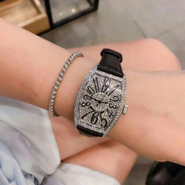 ドゥ グリソゴノスーパーコピーN | FRANCK MULLER - Franck Muller腕時計の通販 by ナンs shop|フランクミュラーならラクマ
