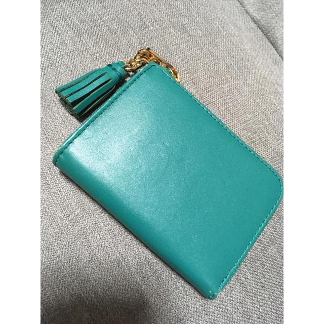 Beau're - ビュレ  グリーンのお財布の通販 by hana's shop|ビュレならラクマ
