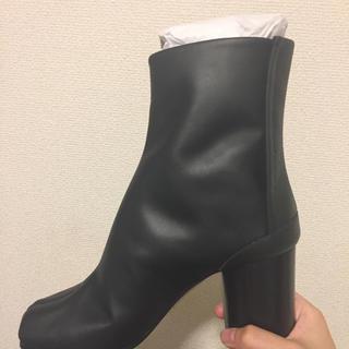 マルジェラ 足袋ブーツ38.5(ブーツ)