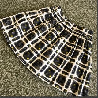 ボンポワン(Bonpoint)のボンポワン bonpoint リバティスカート 6 お揃い(スカート)