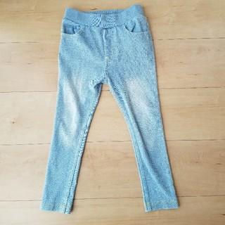 プティマイン(petit main)のプティマイン パンツ 100サイズ デニムパンツ(パンツ/スパッツ)