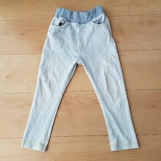 プティマイン(petit main)のプティマイン デニム パンツ 90サイズ(パンツ/スパッツ)