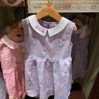 ステラルー(ステラ・ルー)の香港ディズニー ステラルー 子供服 ワンピース(ワンピース)