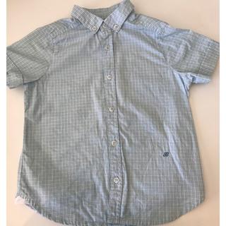 ボンポワン(Bonpoint)の☆Bonpointボンポワン☆3歳児用半袖コットンブラウス (ブラウス)