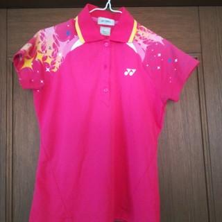ヨネックス(YONEX)のヨネックスゲームシャツ レディースMサイズ(ウェア)