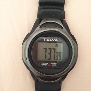 腕時計 TELVA(腕時計(デジタル))