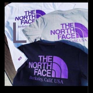 ナナミカ(nanamica)のノースフェイス パープルレーベル ナナミカ NT3939N L スタンダード(Tシャツ/カットソー(半袖/袖なし))