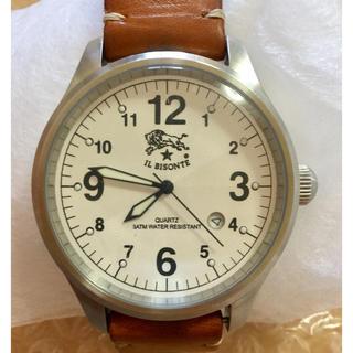 イルビゾンテ(IL BISONTE)の稼働中 イルビゾンテ 腕時計 送料込み(腕時計(アナログ))