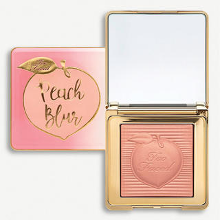 トゥフェイス(Too Faced)のTooFaced Peach Blur finishing powder(フェイスパウダー)