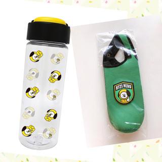 ボウダンショウネンダン(防弾少年団(BTS))の【CHIMMY】 BT21 公式 ボトル& ボトルカバーセット(容器)