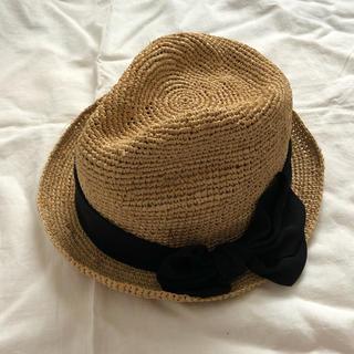 カシラ(CA4LA)のカシラ ハット(麦わら帽子/ストローハット)