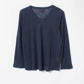 アニエスベー(agnes b.)のアニエス・ベー  JK31 TS Tシャツ(Tシャツ(長袖/七分))