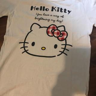 ハローキティ(ハローキティ)のハローキティ☆Tシャツ(Tシャツ(半袖/袖なし))