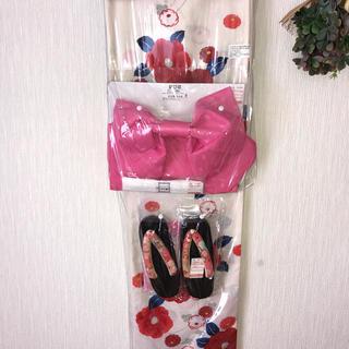 シマムラ(しまむら)の新品未使用 浴衣 レディース (浴衣)