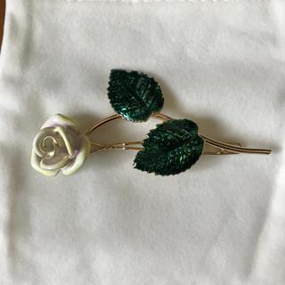 イーエムフルール(e.m. Fleur)のe.m.Fleur  イーエムフルール お花バレッタ(バレッタ/ヘアクリップ)