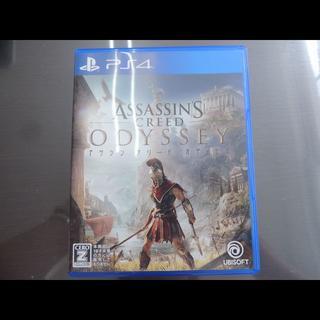 プレイステーション4(PlayStation4)の送料無料 PS4 アサシンクリード オデッセイ(家庭用ゲームソフト)