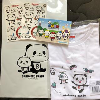 ラクテン(Rakuten)のお買いものパンダ Tシャツ(キャラクターグッズ)
