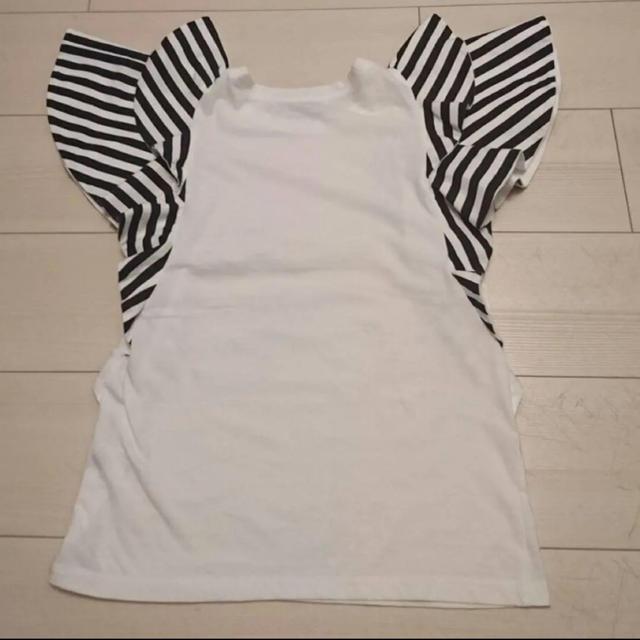 BARNEYS NEW YORK(バーニーズニューヨーク)のbordarsatbarcony トップス レディースのトップス(Tシャツ(半袖/袖なし))の商品写真