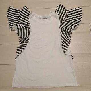 バーニーズニューヨーク(BARNEYS NEW YORK)のbordarsatbarcony トップス(Tシャツ(半袖/袖なし))