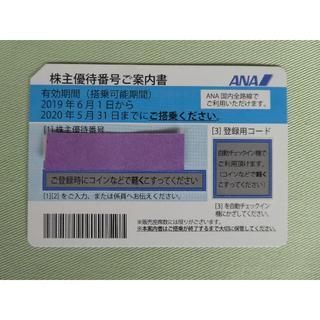 ゆーた様専用【26枚セット】ANA株主優待券 全日空 コード連絡不可 (航空券)