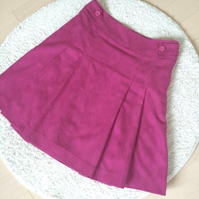 pour la frime(プーラフリーム)のプーラフリーム♡スカート レディースのスカート(ひざ丈スカート)の商品写真