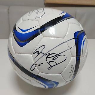 ミカサ(MIKASA)のミカサ直筆サイン入りサッカーボール(セレッソ大阪)(ボール)