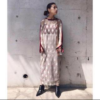 アメリヴィンテージ(Ameri VINTAGE)のAMERI 4WAY DIVERSITY DRESS(ロングワンピース/マキシワンピース)