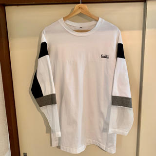 トーガ(TOGA)のTOGA VIRILIS  クルーネックメッシュカットソー  (Tシャツ/カットソー(七分/長袖))