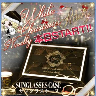 レディー(Rady)のRady クリスマスノベルティ フレーム ジュエリーボックス(ケース/ボックス)