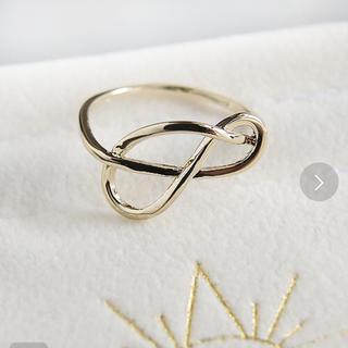 【お値下げ】SCALA knotミニリング(リング(指輪))