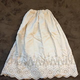 サマンサモスモス(SM2)のサマンサモスモス  麻スカート (その他)