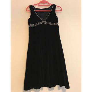 ミッシェルクラン(MICHEL KLEIN)のMK MICHEL KLEIN ワンピース ドレス(ミディアムドレス)
