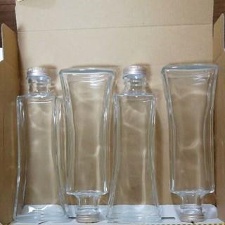 ハーバリウム瓶、ボード瓶4本セット(その他)