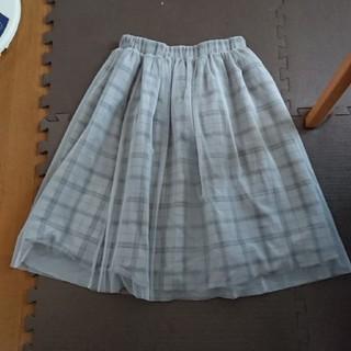 ハニーズ(HONEYS)のハニーズ   チュールスカートL(ひざ丈スカート)