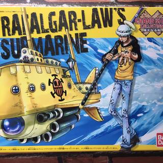 BANDAI - ワンピース《ONE PIECE》 トラファルガー・ローの潜水艦 プラモデル