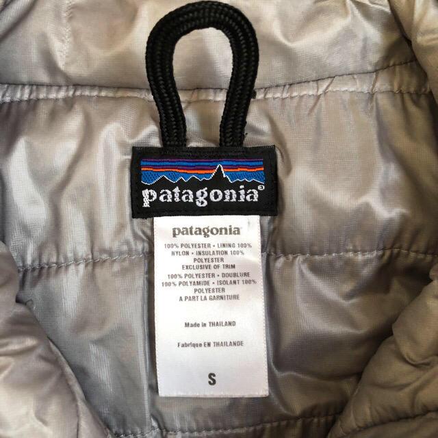 patagonia(パタゴニア)のパタゴニア マイクロパフベスト サイズS ブラック メンズのトップス(ベスト)の商品写真