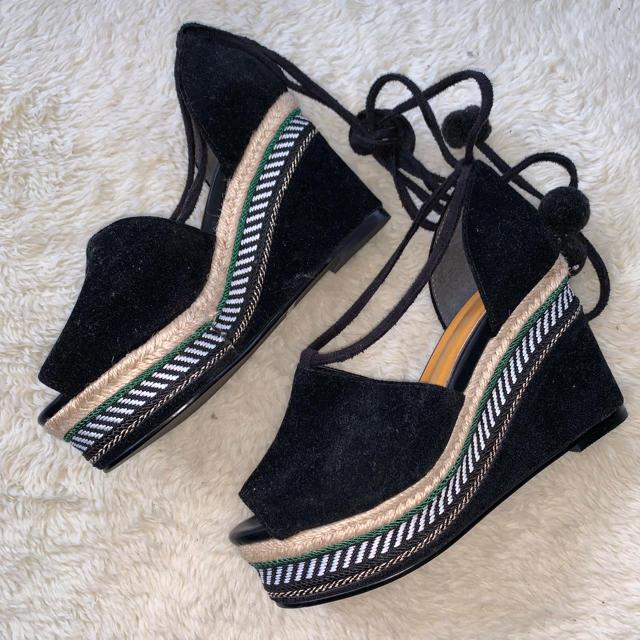 SLY(スライ)のsly sizm レディースの靴/シューズ(サンダル)の商品写真