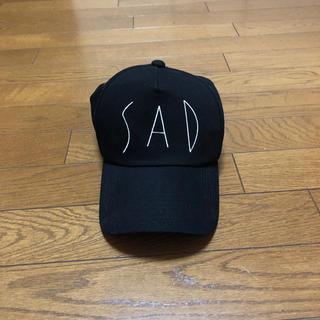 エルエイチピー(LHP)のazs tokyo sad cap(キャップ)