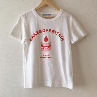 ヤエカ(YAECA)の1度着用◯R&D.M.Co- ヴィクトリアケーキTシャツ(Tシャツ(半袖/袖なし))