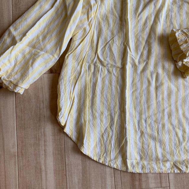 nest Robe(ネストローブ)のichi ブラウス レディースのトップス(シャツ/ブラウス(長袖/七分))の商品写真