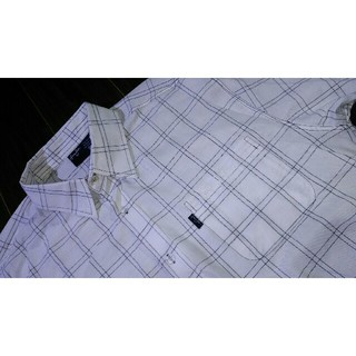 ショーンジョン(Sean John)のSEAN JOHN/ショーンジョン/ブロック/チェック/シャツ/ドレス(シャツ)