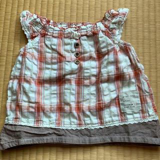 ビケット(Biquette)のBiquette トップス 90(Tシャツ/カットソー)