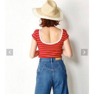 スライ(SLY)のDAY OFF FRENCH MARINE TOPS(Tシャツ(半袖/袖なし))