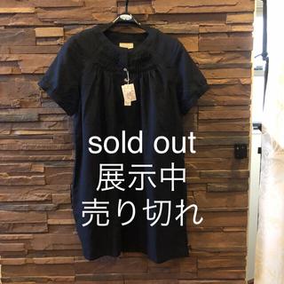 チュニック 。sold out。(チュニック)