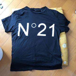 ヌメロヴェントゥーノ(N°21)のヌメロヴェントゥーノ  Tシャツ Sサイズ(Tシャツ(半袖/袖なし))