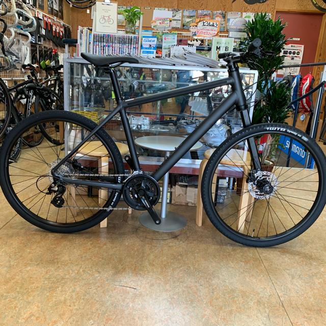 Cannondale(キャノンデール)の2020 キャノンデール バッドボーイ3  Mサイズ  2×8速 スポーツ/アウトドアの自転車(自転車本体)の商品写真
