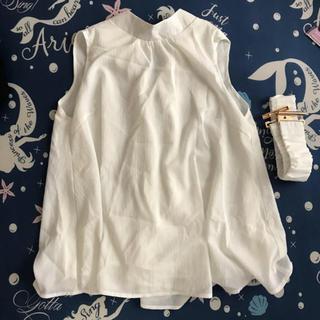 リップサービス(LIP SERVICE)のファッション トップス スカート ワンピース INGNI GRL Heather(シャツ/ブラウス(半袖/袖なし))