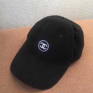 アヴァランチ(AVALANCHE)のavalancheで購入 シャネルロゴcap(キャップ)