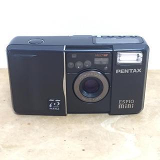 PENTAX - ペンタックス  ESPIO mini  フイルムカメラ  現状渡し品