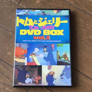 タカラジマシャ(宝島社)のトムとジェリー DVD2枚セット(キッズ/ファミリー)